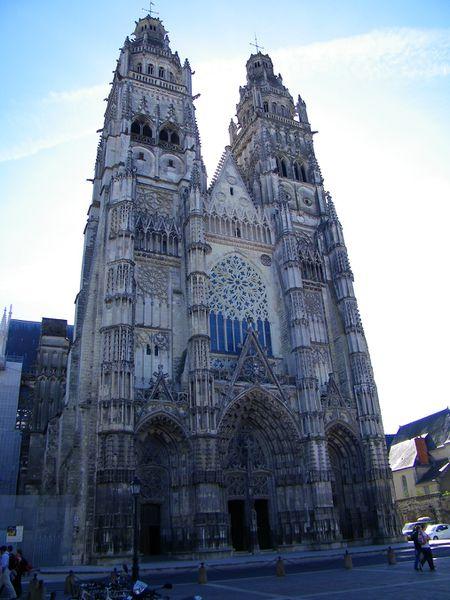 1412 Cathédrale Saint-Gatien de Tours