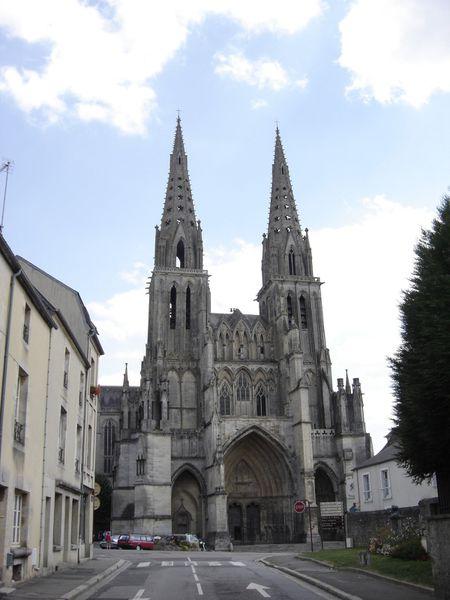 027 La cathédrale Notre-Dame de Sées