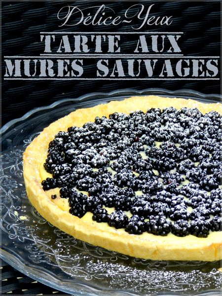 tarte aux m res sauvages blogs de cuisine. Black Bedroom Furniture Sets. Home Design Ideas
