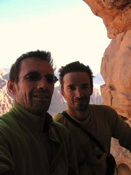 Wadi Rum 9-11 La guerre sainte
