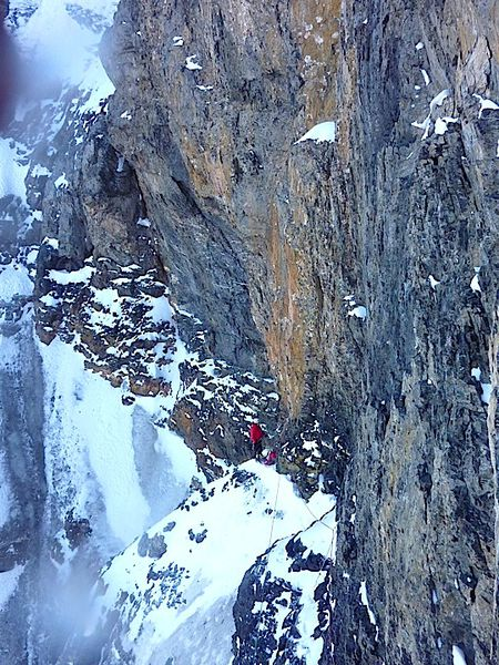 Eiger face nord 20