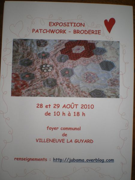 affiche Expo 2010 001