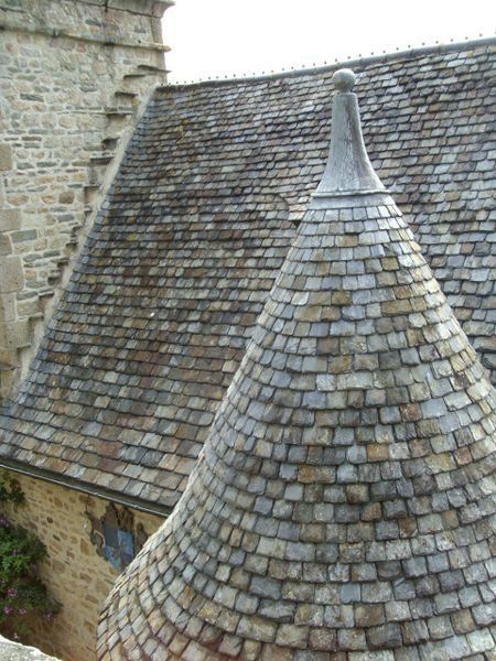 Les toitures spécifiques à la région