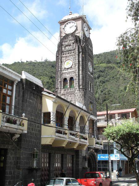 Banos cathédrale