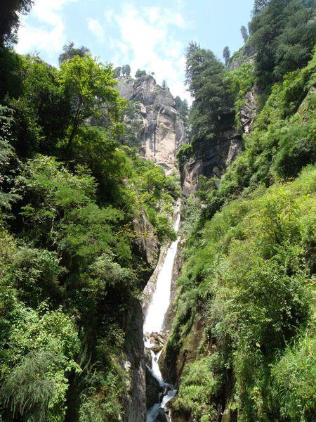 Vashisht, cascade 1
