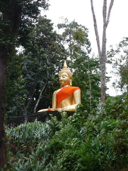 Koh Phayam, bouddha