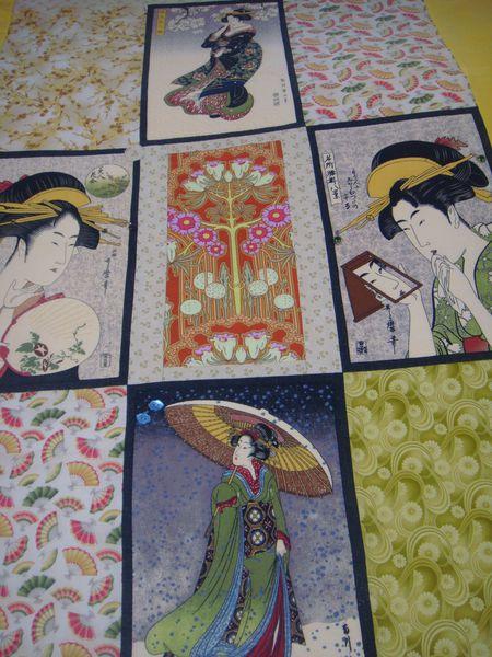 nine-patch 4 japonaises