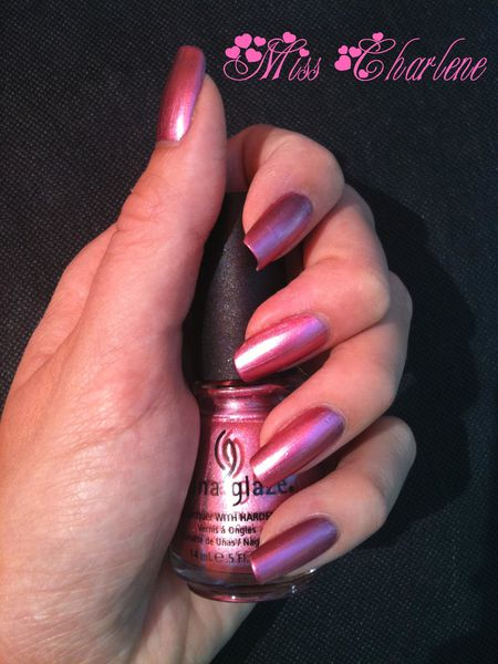 China glaze emotion
