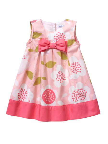 robe noeud rose