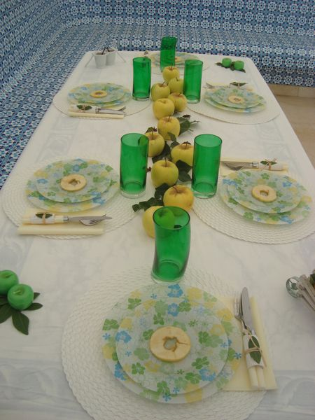 table pomme 003