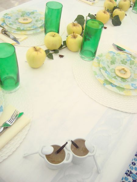 table pomme 014