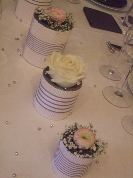 TABLE JUST MARRIED ( noce de perle ) 043