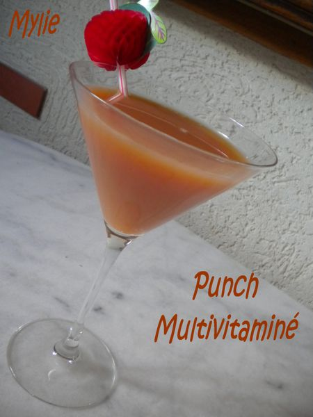 punch multivitaminé 1