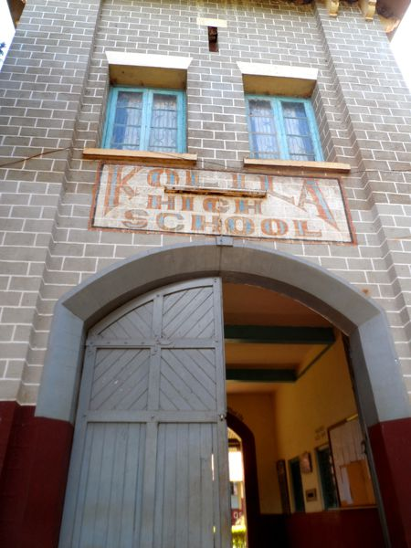 L'école de Kolila