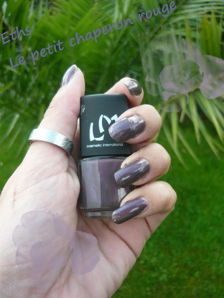 LM Collection Grimm Petit chaperon rouge N°130
