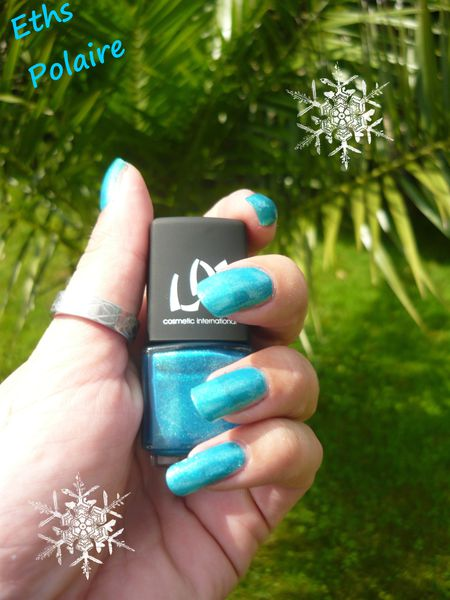 LM Collection It's so cold Polaire N°127