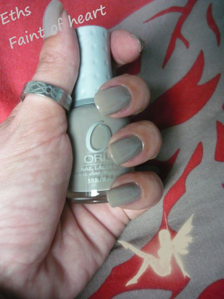 Orly Faint of heart collection cool romance 2 couches