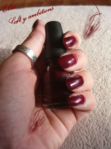 china glaze Loft y ambitions 994 collection Metro -copie-1