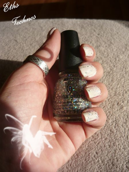 china glaze Technos 816 1 couches