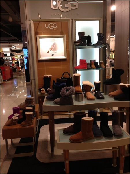 ugg pas cher galerie lafayette