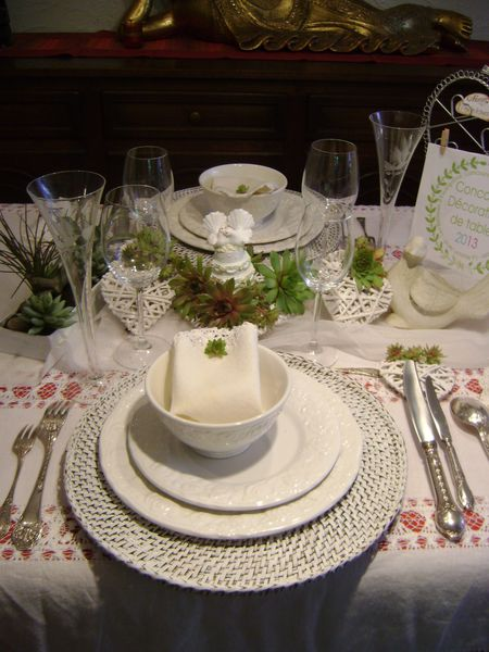 table mariage 009
