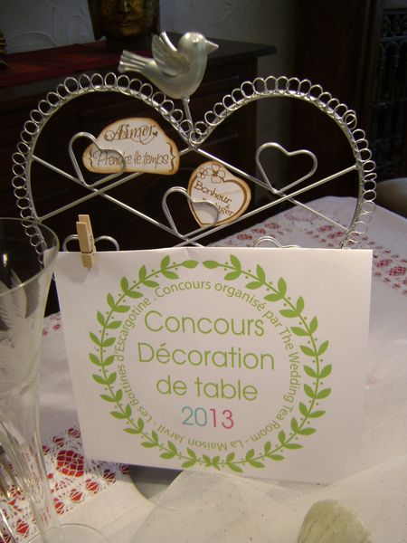 table mariage 012