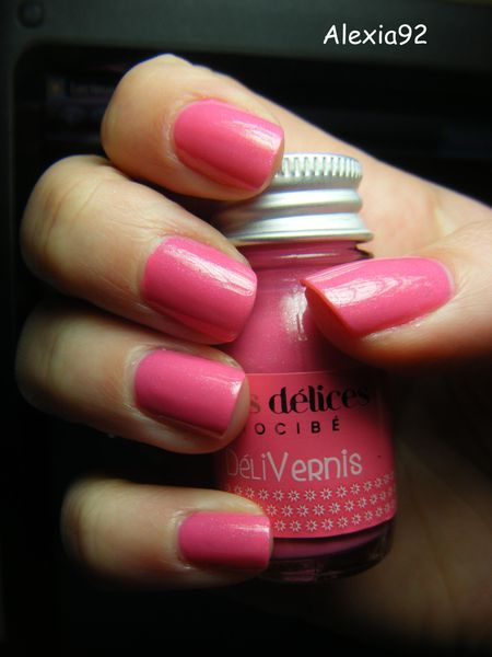 DeliVernis Rose