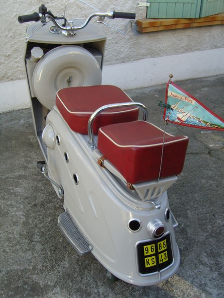 scooter bernardet