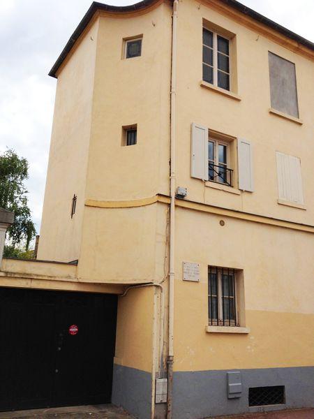 Hôtel de Polignac 2 rue Giraud Teulon Saint-Germain-en-Laye