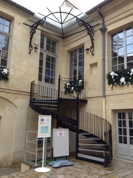 Hôtel de la Vrillière, Chapelle de la congrégation des hommes 3 rue de la République Saint-Germain-en-Laye