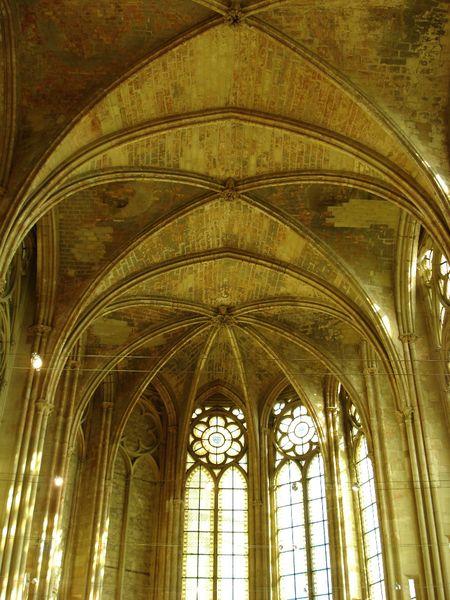 chapelle du Château Vieux de Saint-Germain-en-Laye