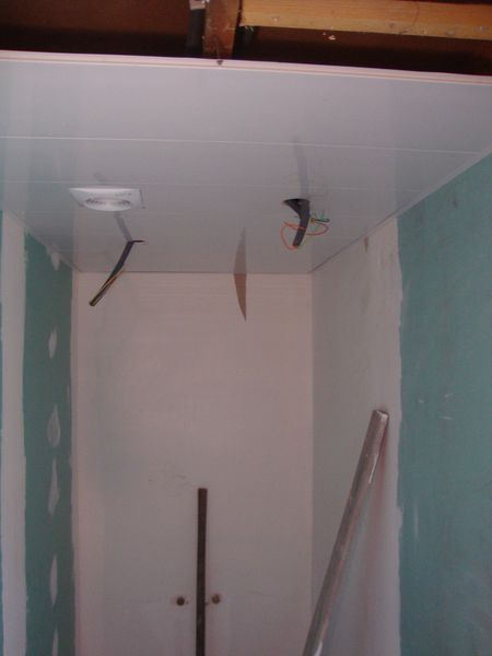 Amazing Ju0027ai Aussi Déplacé Lu0027ancienne VMC Dans Les WC ( En échangeant Le Retour Sur  Lu0027inter De WC Dans La Boite De Dériv) ,