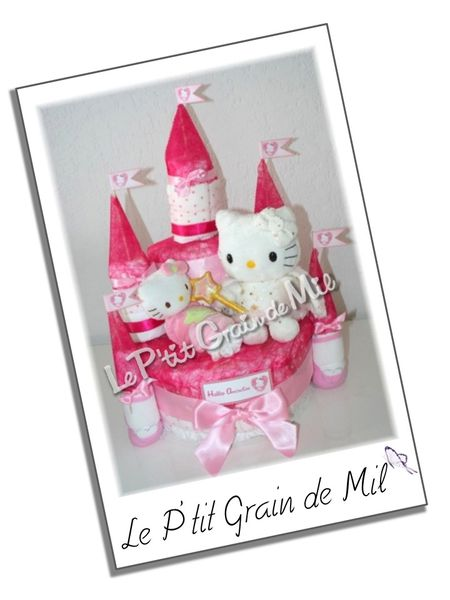 Hello kitty chambre fille chambre fille hello kitty b b et d coration for Chambre enfant fille hello kitty