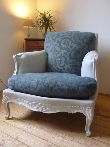 relooking fauteuil le de chinons patinons relookons