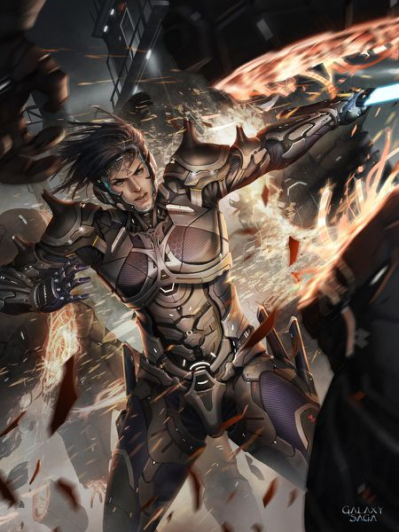 sword fighter ares regular with logo by chrisnfy85-d62pabl