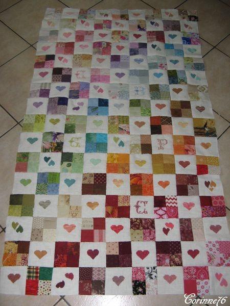 patch coeurs