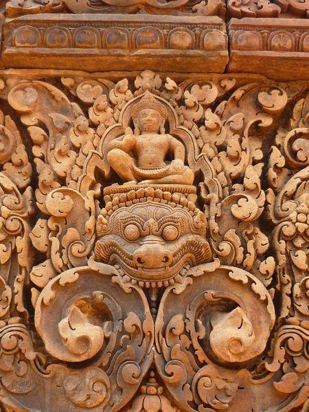 1.Angkor 12 Banteay Srei