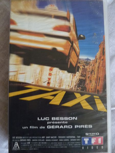 Taxi 1 + Taxi 2, casse...