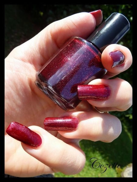 metal rouge grenat (3)