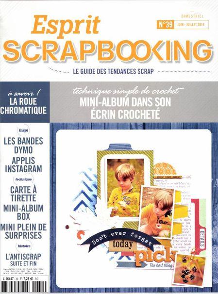 esprit-scrapbooking n-39 mai-2014