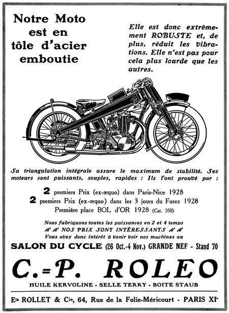 1928 CP RolePub Salon MR897