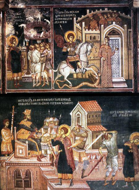 Decani monastere fresques (1)