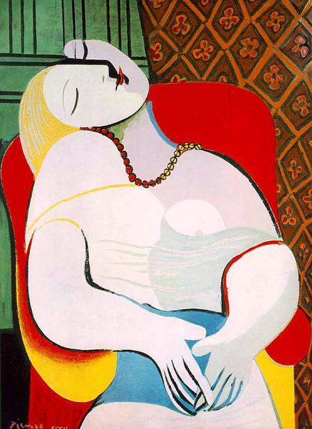 Picasso - Marie-Thérese - LANKAART