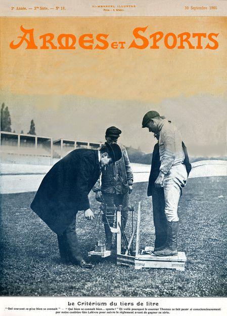 1905 cri Armes & Sports pesage