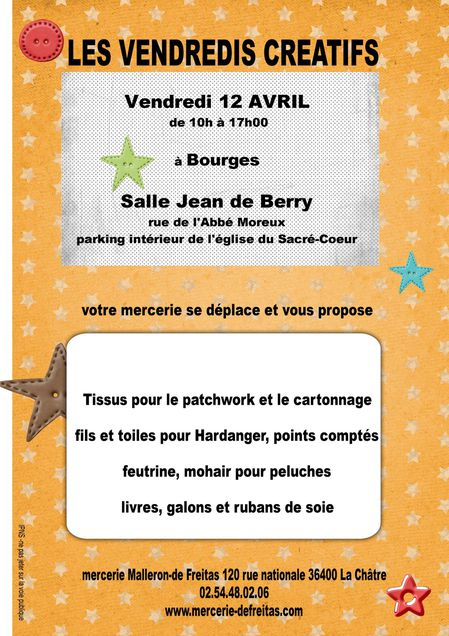 bourges avril