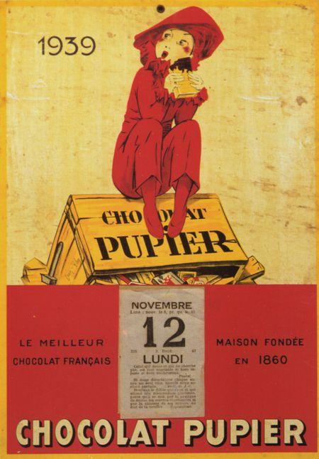 Chocolat Pupier