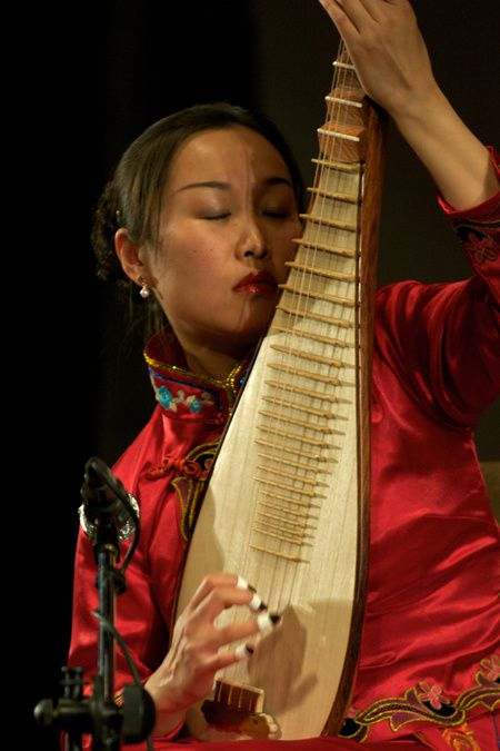 Liu Fang in Ottawa-