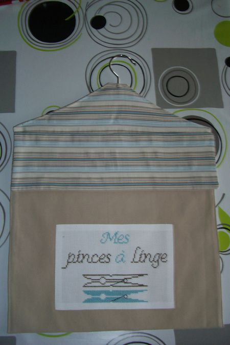 Sac à pinces Marraine 1