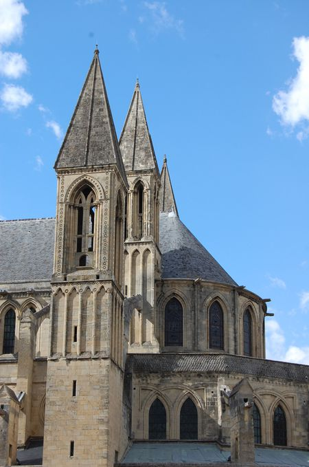 France Caen Eglise Saint-Etienne (3)