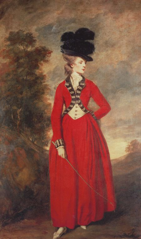 Joshua Reynolds Lady Worsley